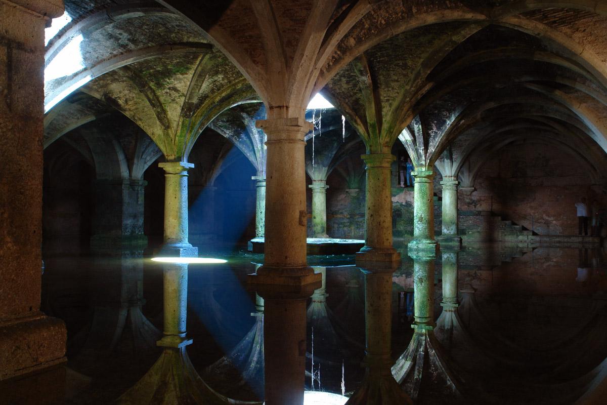The cistern of El Jadida