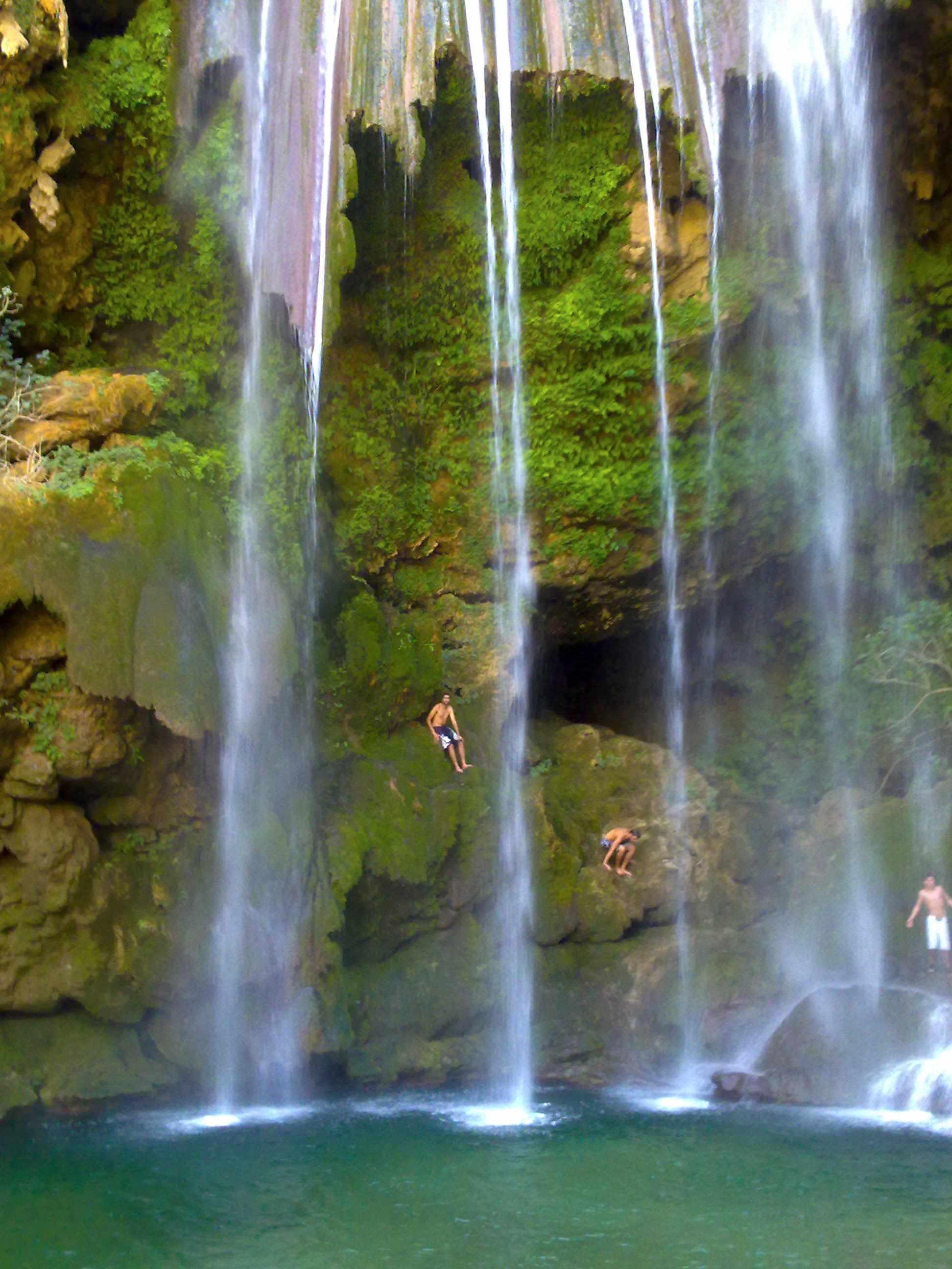 Farda Wadi in Akchour for hiking