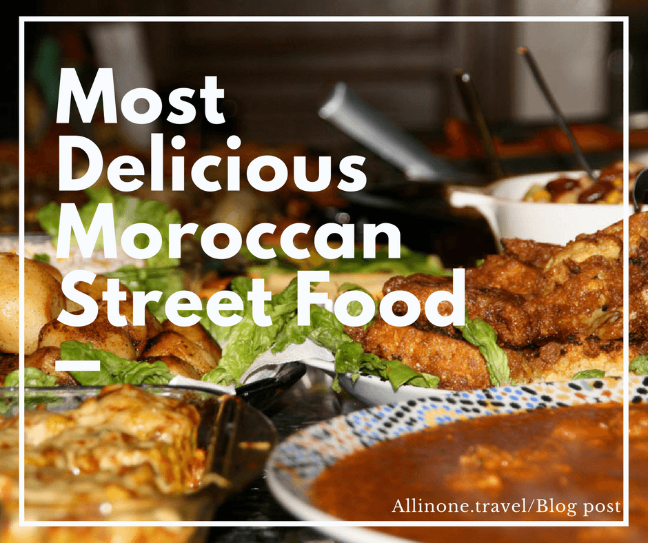 Most Tasty Street Food in Morocco