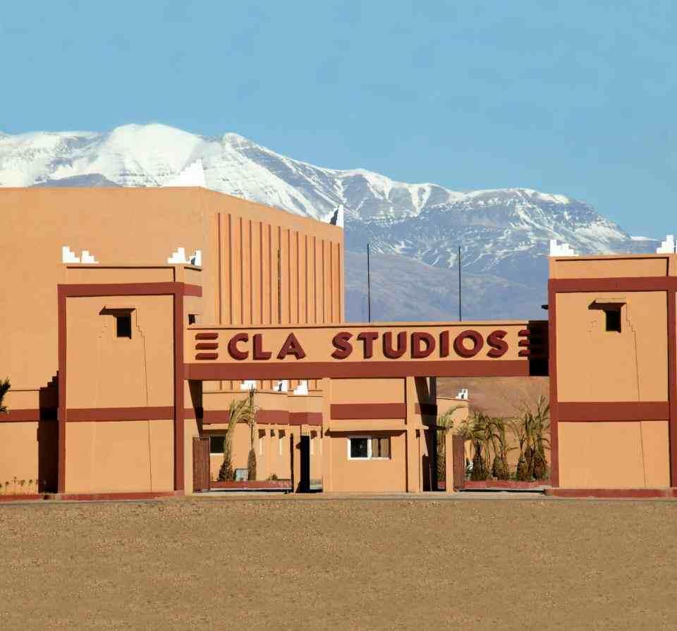 CA Studios Ouarzazat