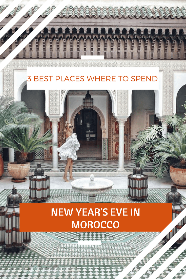 The New Year in Morocco