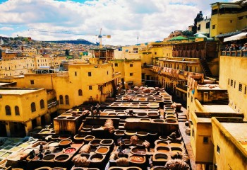 Excursion from Fez to…