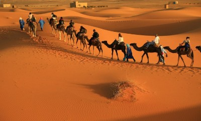 Morocco Desert Tour From Essaouira
