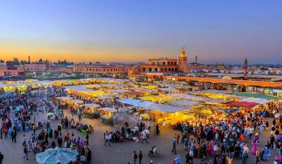 Trip To ​Marrakech