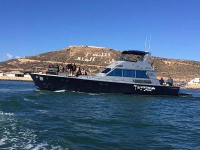 boat tour Agadir
