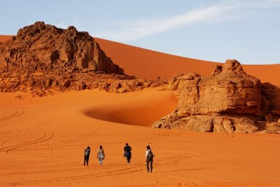 Excursion From Ouarzazate…